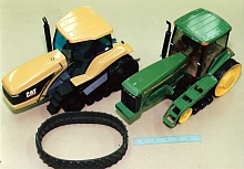 Tractor Tread Model for IP Litigation